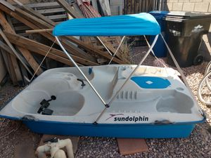 Sundolphin peddle boat for Sale in Waddell, AZ