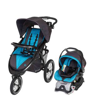 Baby Trend Jogging Stroller and Carseat for Sale in Davie, FL
