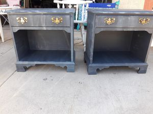 Painted night stands for Sale in Corona, CA