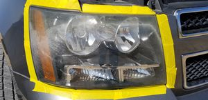 We sell auto parts and headlights restoration polishing mobile fenders hoods for Sale in Hesperia, CA