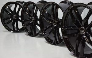 "21"" Audi Q7 RS7 S7 black OEM wheels for Sale in Huntington Beach, CA"