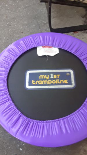 Trampoline toy for kids for Sale in Hyattsville, MD