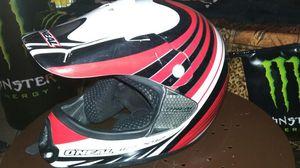 Dirt bike helmet for Sale in Moreno Valley, CA