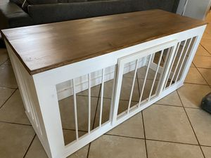 """Custom dog crate up to 48""""L $350 for Sale in Chandler, AZ"""
