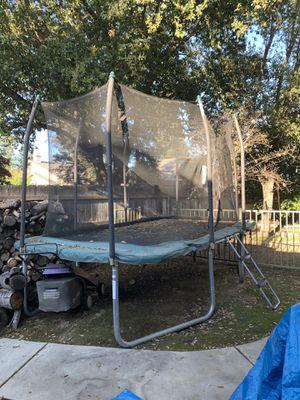 Rectangle trampoline for Sale in Fresno, CA