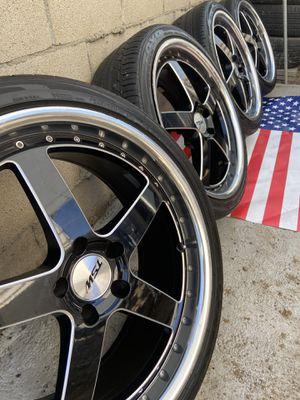 TSW Carthage wheels. for Sale in Irwindale, CA