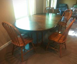 Dining Table and Chairs for Sale in Tempe, AZ