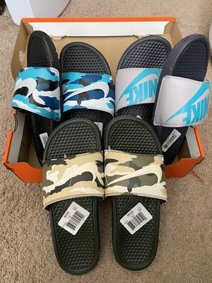 Nike Slide Sz 9 Men for Sale in Los Angeles, CA