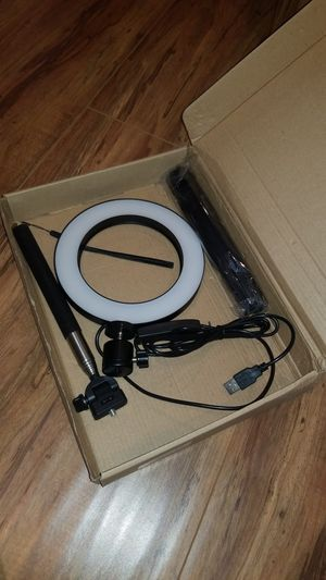 LED ring light for Sale in Nuevo, CA