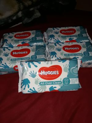 Huggies wipes for Sale in Taylor, MI