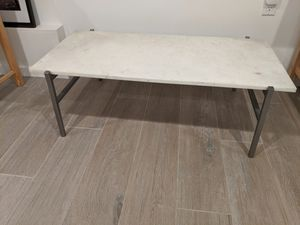 CB2 Marble Coffee Table for Sale in San Francisco, CA