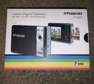 Polaroid PoGo Instant Digital Camera with ZINK Zero Ink Printing Technology for Sale in Calabasas, CA