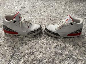 Jordan 3 Retro Hall of Fame (GS) for Sale in Seattle, WA