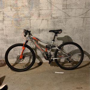 Mongoose Full Suspension Mountain Bike for Sale in Amherst, VA