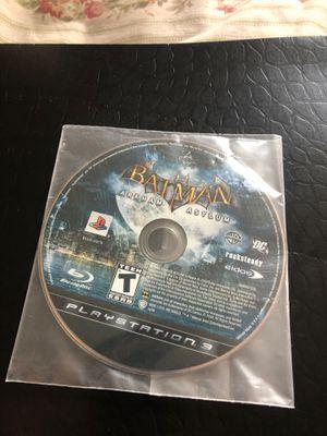 PlayStation 3 Batman (Arkham Asylum) x1 for Sale in Irving, TX