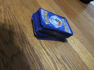 150 random Pokémon cards for Sale in La Grange, IL