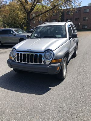 2007 Jeep Liberty Sport for Sale in Silver Spring, MD