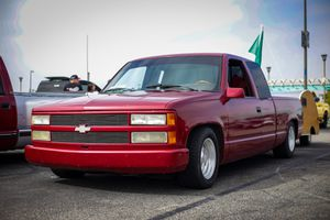 91 Chevy Extended Cab for Sale in Paramount, CA