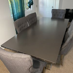Dining Table With 6 Chairs for Sale in Menifee, CA