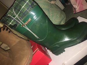 Tommy hilfiger rain boots for Sale in Pittsburgh, PA
