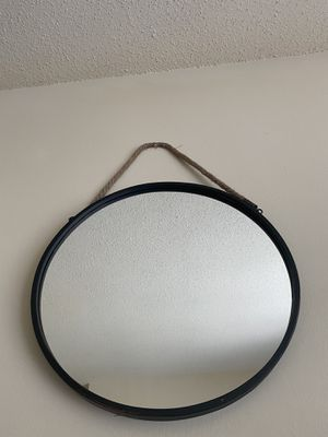 Circle Wall Mirror for Sale in Lawrenceville, GA
