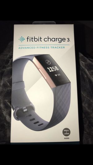 Fitbit charge 3 for Sale in San Jose, CA