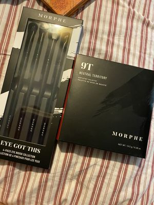 Morphe Items for Sale in Fresno, CA