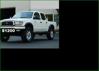 Price$1200 Toyota Tacoma for Sale in Montgomery,  AL