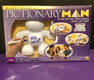 Pictionary Man Board Game New! for Sale in Detroit, MI