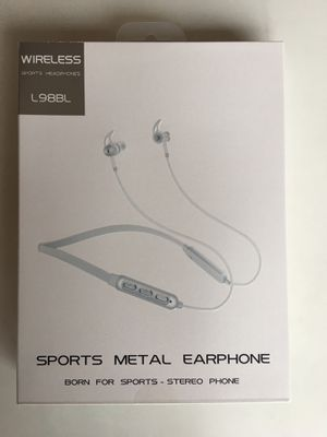 Bluetooth wireless sports headphone for Sale in Lincolnshire, IL