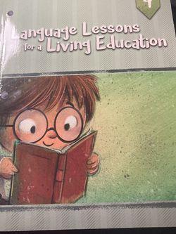 MasterBooks Language Lessons 4th Grade for Sale in Pompano Beach,  FL