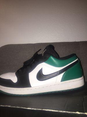 Jordan 1 Low Mystic Green Size 13 for Sale in Pico Rivera, CA