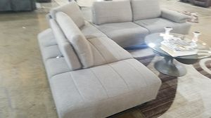 Grey Sofa Sectional for Sale in Dallas, TX