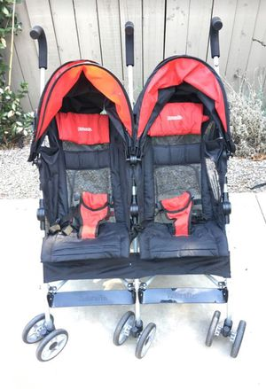 Compact double stroller for Sale in Hacienda Heights, CA