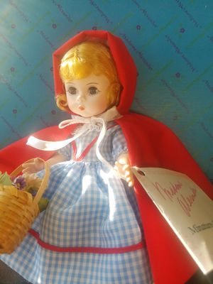 Madam Alexander Little Red Riding Hood Doll for Sale in Fairfax, VA