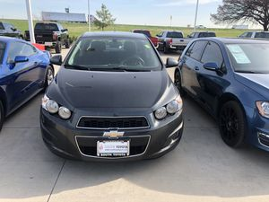2016 Chevy sonic lt Auto Sedan 72,261 Miles passed 160 point inspection ready to go for Sale in Dallas, TX