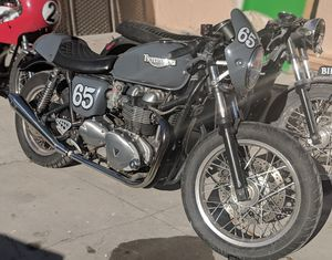 Triumph Thruxton Motorcycle '05 for Sale in Las Vegas, NV