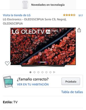 Tv 65'' QLED 4K,9 Serie with delivery included for Sale in Medley, FL
