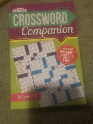Crossword puzzle for Sale in Los Angeles, CA