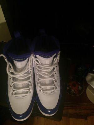 Jordan retro 9's for Sale in Nashville, TN