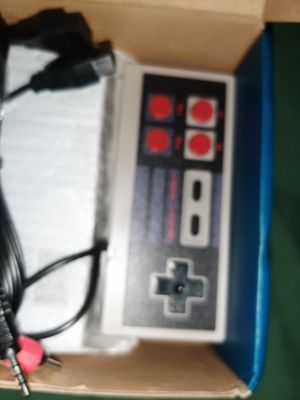 NEW IN BOX NINTENDO MINI CLONE WITH 550 GAMES BUILT IN. $50 for Sale in Westminster, CO