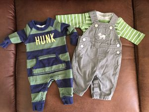 Carters Newborn Outfits for Sale in Chandler, AZ