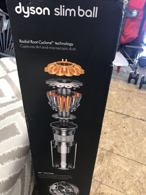 New Dyson slim ball vacuum for Sale in Columbus, OH