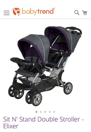 Baby Trend Stroller - double for Sale in New York, NY