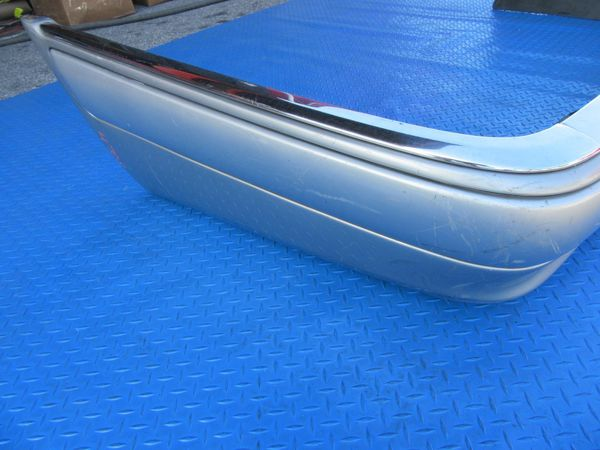 Mercedes E Class E320 E420 rear bumper cover 4708