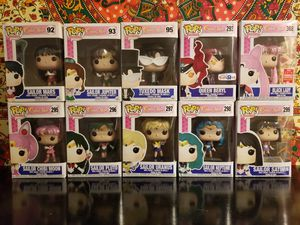 Sailor Moon Funko Pops for Sale in San Marcos, CA