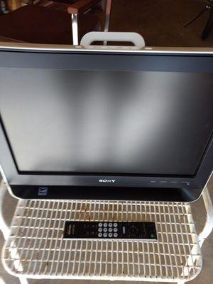 """Sony Bravia TV 19"""" for Sale in Jackson Township, NJ"""