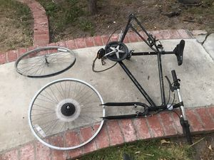 BIKE parts Huffy Metal Lowrider Art Wheel for Sale in Irvine, CA