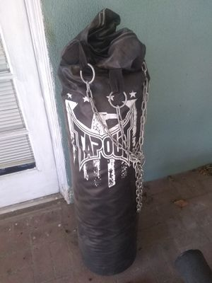 Punching bag for Sale in Pomona, CA