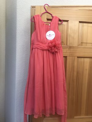 Special Occasion Dress - Girl Size 8 for Sale in Evergreen, CO